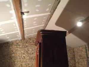 entreprise isolation thermique plafond lyon