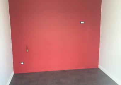 Transformation d'un garage en salle café – EIFFAGE