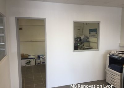 Réfection de bureaux – EIFFAGE
