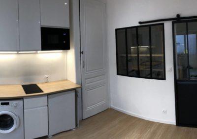 Rénovation complète de 2 studios – Rue Sébastien Gryphe