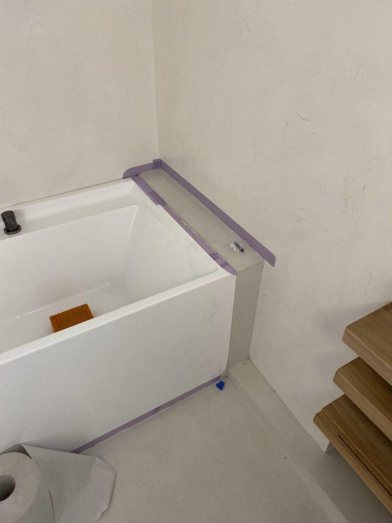 beton cire sdb sols murs